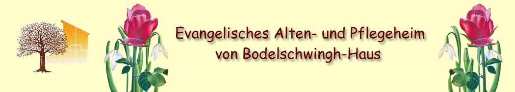 von-Bodelschwingh-Haus